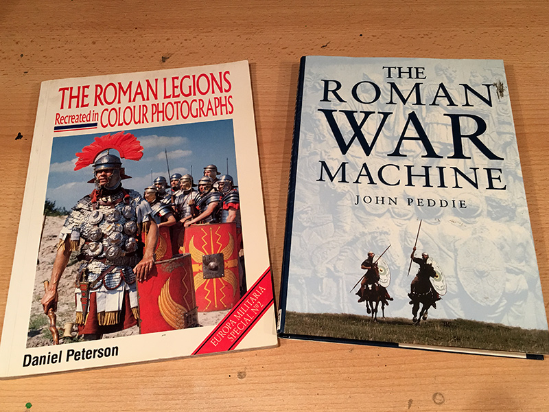 Roman Book Acquisitions