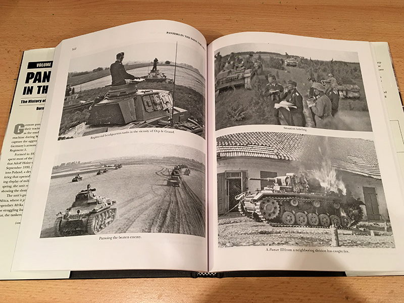 Panzers in the Sand: Volume 1