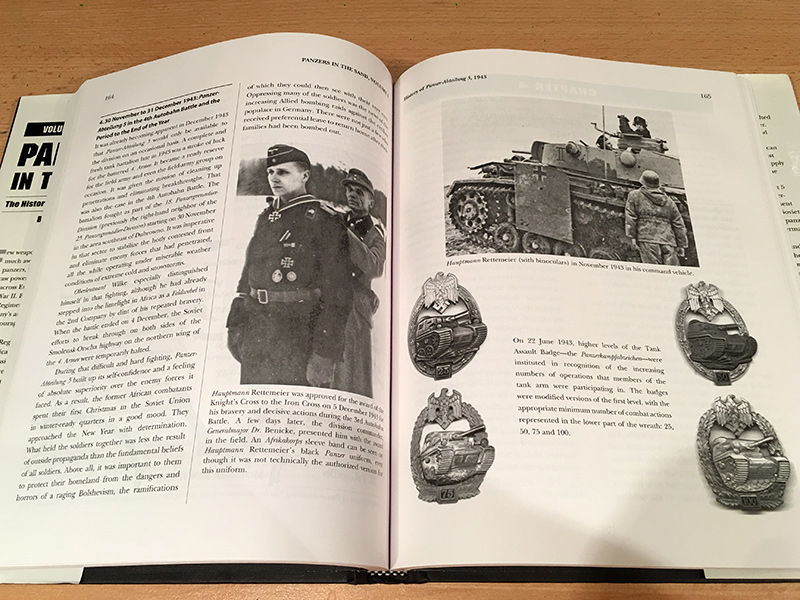 Panzers in the Sand: Volume 2