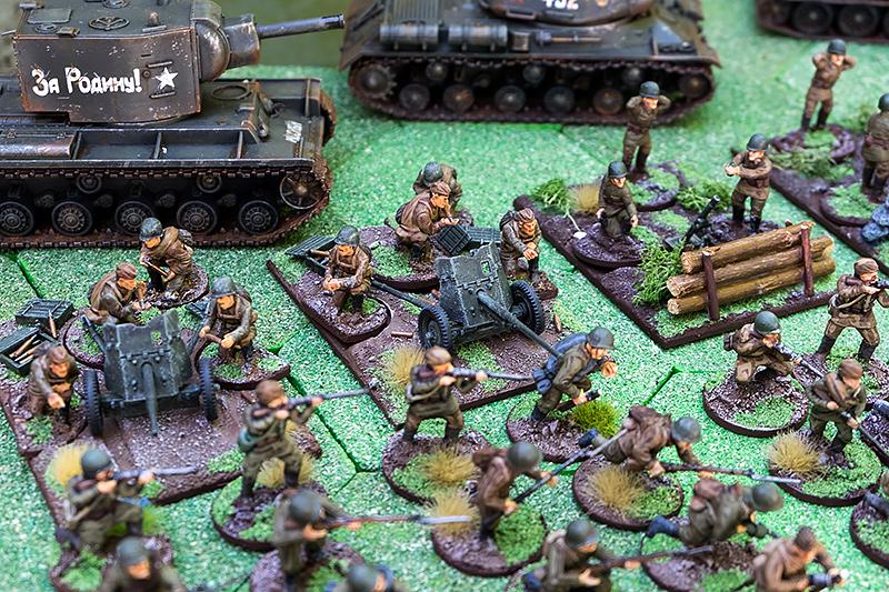 45mm Anti Tank Guns