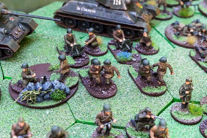 Maxim Machine Gun Crews