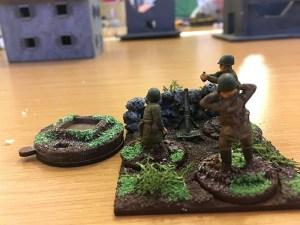 Russian medium mortar team