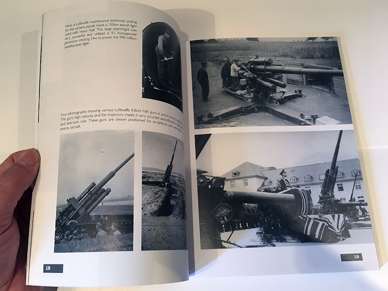 Luftwaffe Flak & Field Divisions 1939 - 1945