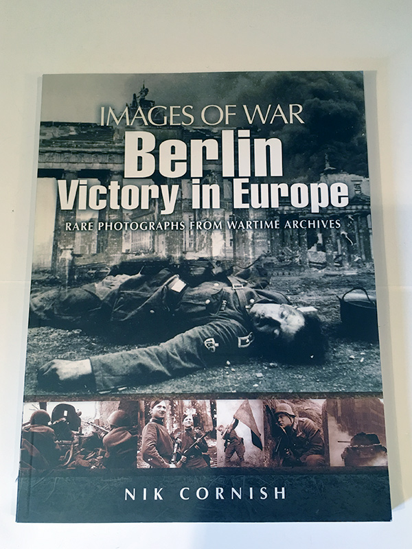 Berlin: Victory in Europe - front cover