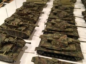 German 1/100 armour