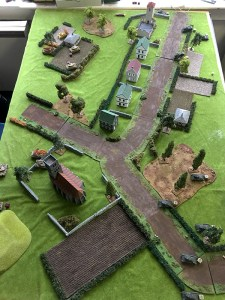 End of turn two