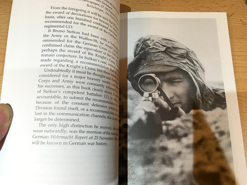 Sniper Ace - Photo of the Author