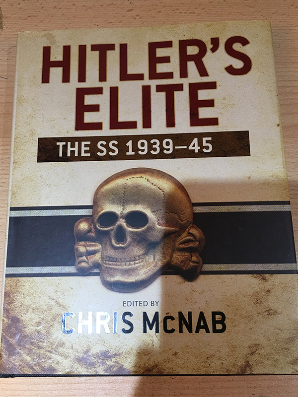 Hitler's Elite - Front Cover