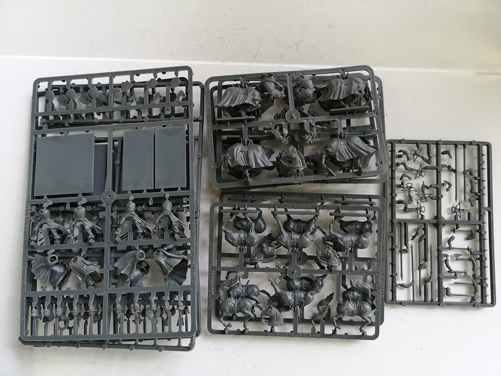 Sergeants at Arms Sprues