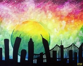 Manhattan Bubble