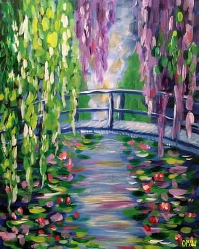 Monet's Bridge