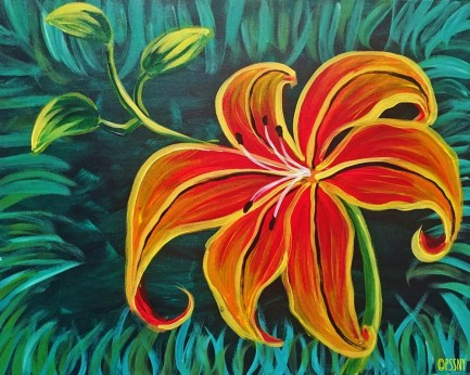 O'Keeffe Lily