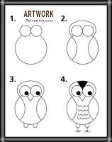 رسومات اطفال ملونة سهلة تعليمية بسيطة افكار لتعليم الرسم للاطفال
