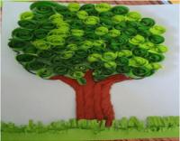 فن لف الورق عالميا