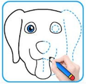 برنامج تعليم الرسم للاطفال Draw.ai