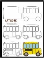 رسم عربية للاطفال سهلة