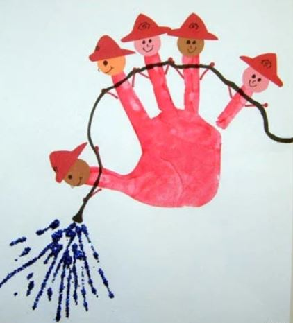 لوحات فنية سهلة الرسم للاطفال