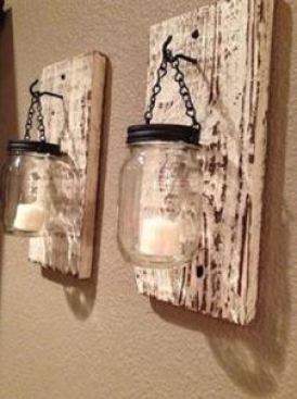 اعمال فنية بالخشب سهله وأشغال يدوية لديكور المنزل