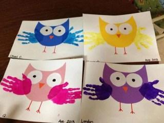 اعمال فنية للاطفال سهلة لوحات فنية سهلة الرسم للاطفال جميل
