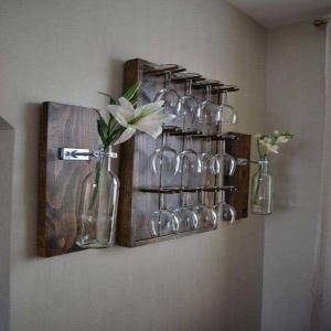 اعمال خشبية يدوية فنية بسيطة من الخشب