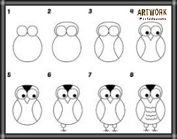 تعليم الرسم بالرصاص بالخطوات