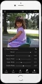 برنامج RAW Power ، افضل برنامج لتصميم الصور باحتراف للايفون