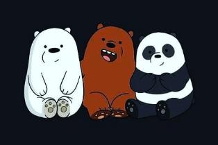 خلفيات الدببه الثلاثة كيوت