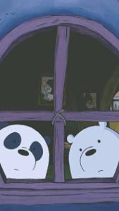 خلفيات الكرتون الدببة الثلاثة للأطفال
