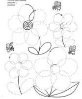 رسم وتلوين الأزهار والورود