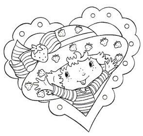 رسومات أطفال كيوت سهلة غير ملونة للبنات الصغار