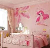 رسمات جميلة لغرف البنات