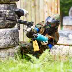 beginner paintball guns