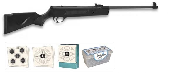 Kit carabina aire comprimido JUNIOR Cal 4.5 y 5.5mm