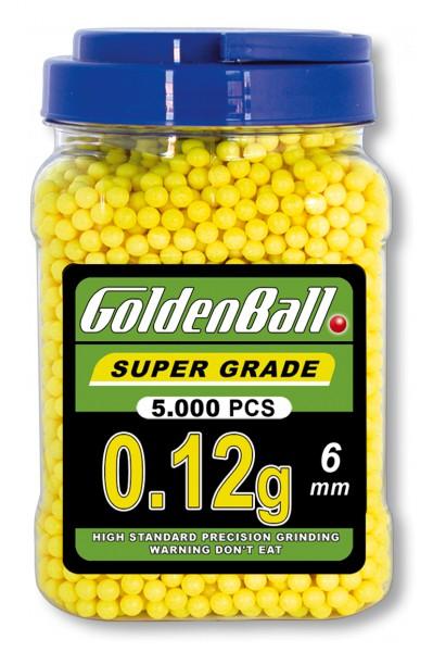 Tarro GOLDENBALL 5000 bolas 0.12 g