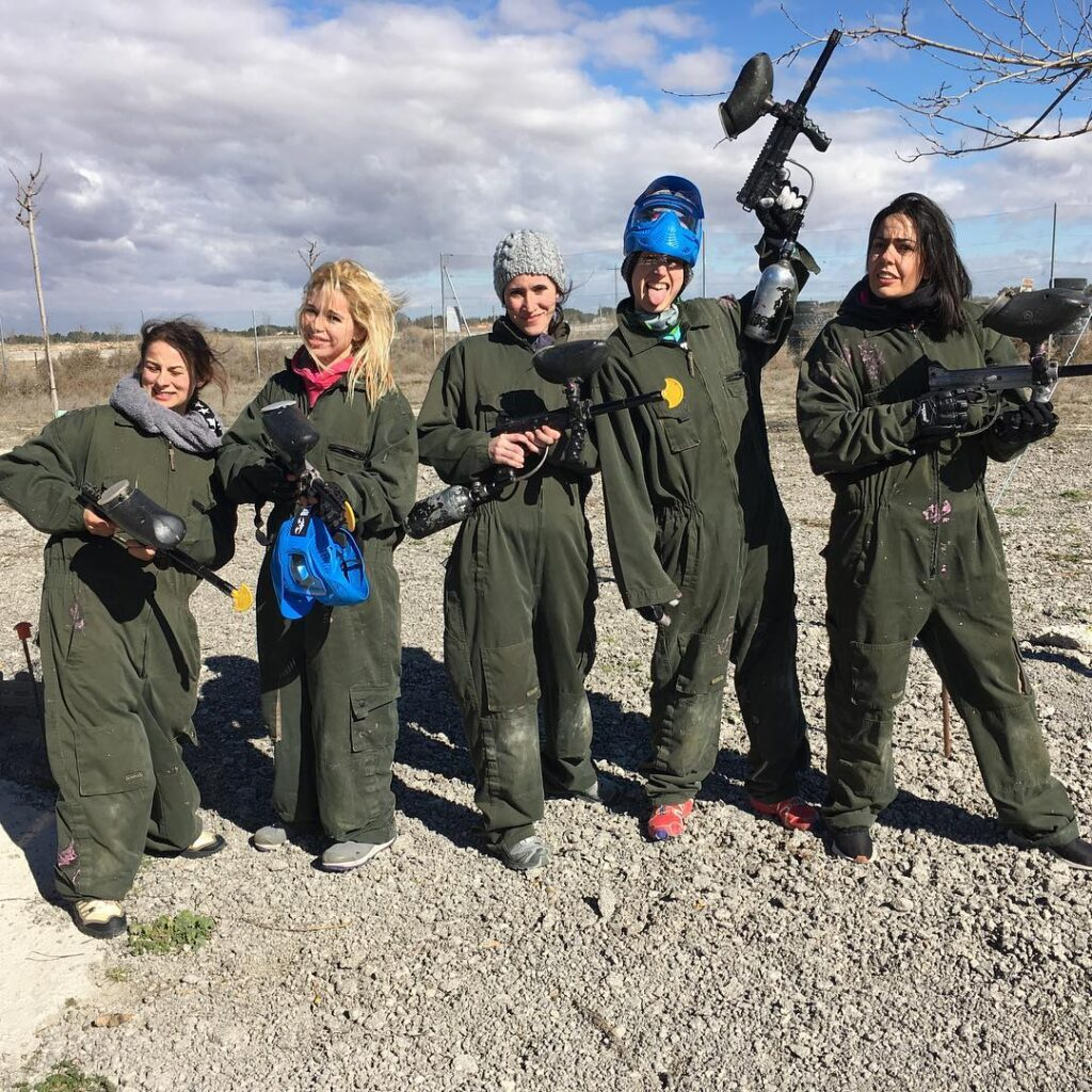 despedida chicas paintball scaled