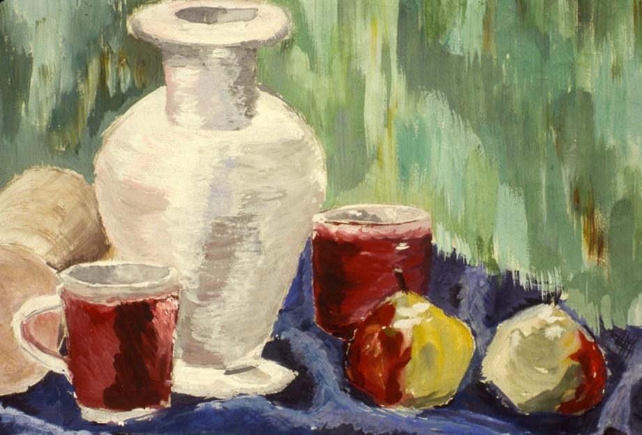 Image of still life painting