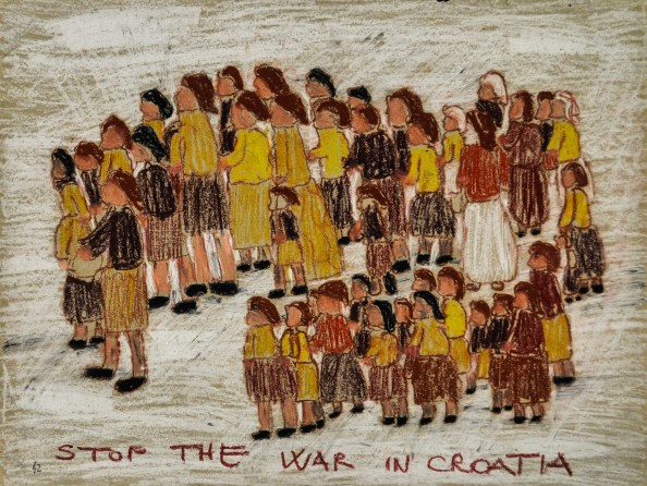 Children Against the War in Croatia