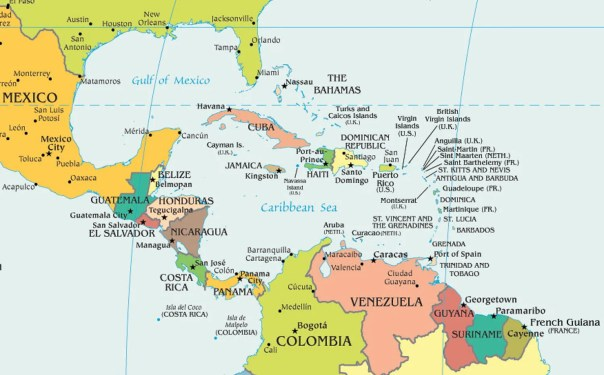 Central America and Caribbean