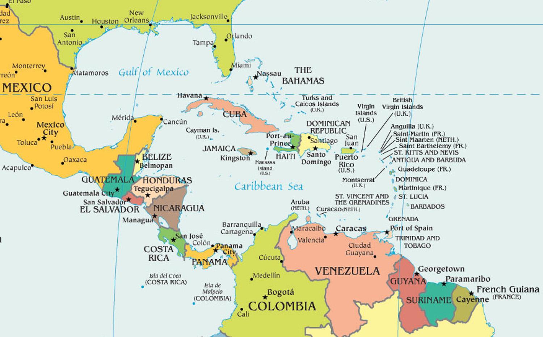 Central America / Caribbean – Paintbrush Diplomacy