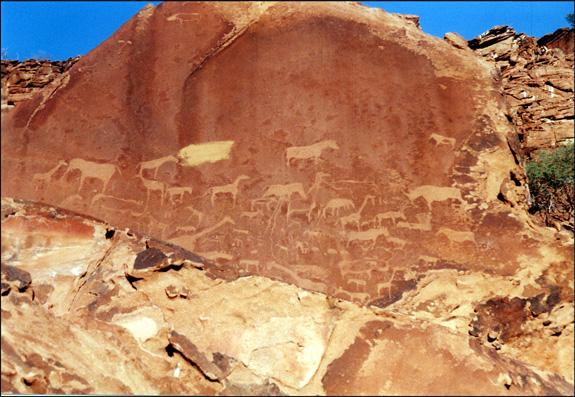 gravures-des-bushmen-namibie-twyfelfontein-5000_10000-ans