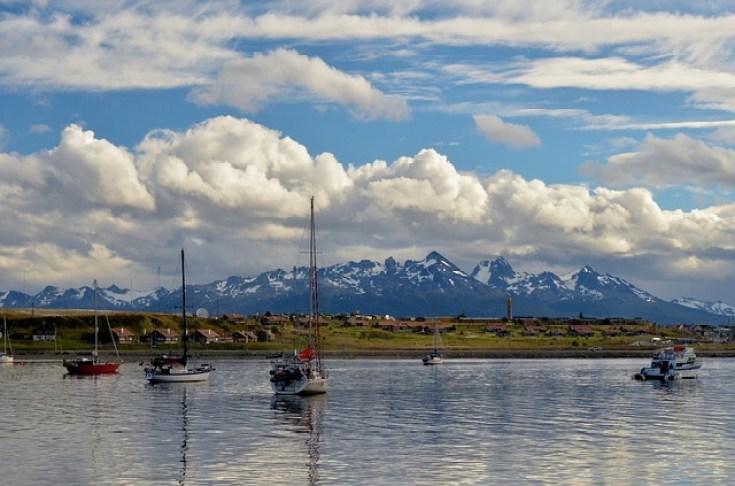Lakes Ushuaia Argentina