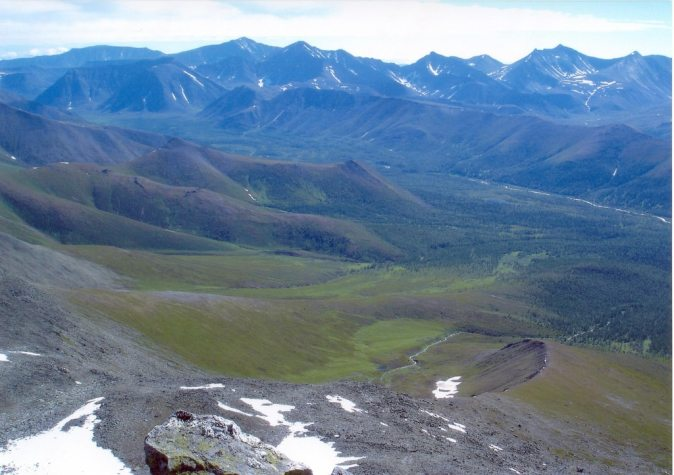 Ural-Mountains
