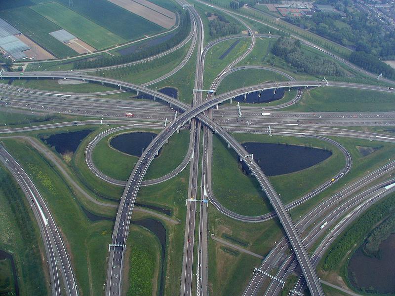 800px-Ridderkerk_interchange
