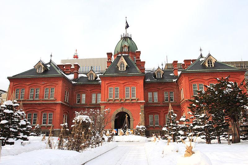 Former_Hokkaido_Government_Office_Building_20090112-03