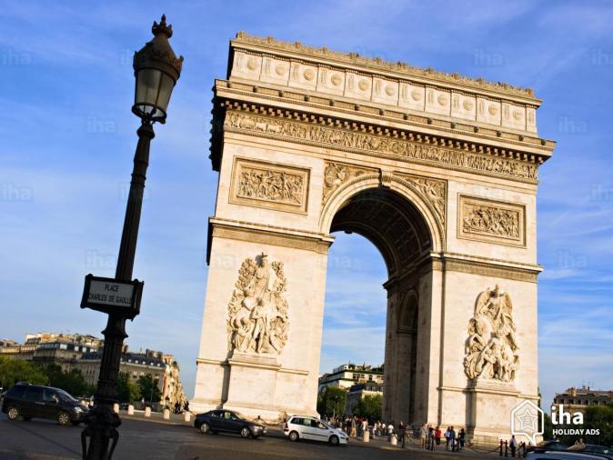 Paris-17eme-arrondissement-La-place-de-l-etoile