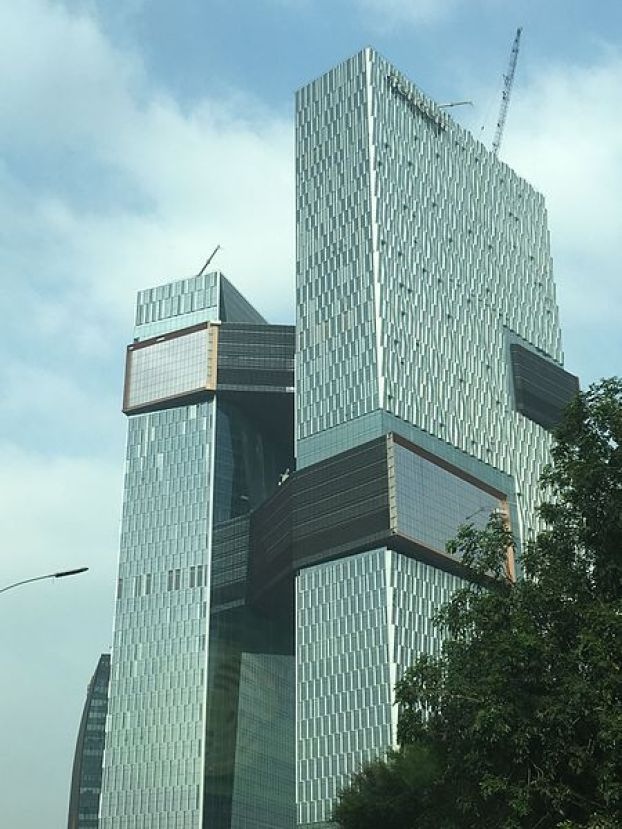 Tencent_Binhai_Mansion