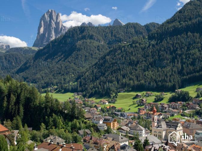 Vallee-gardena-Ortisei-dans-la-province-de-bolzano