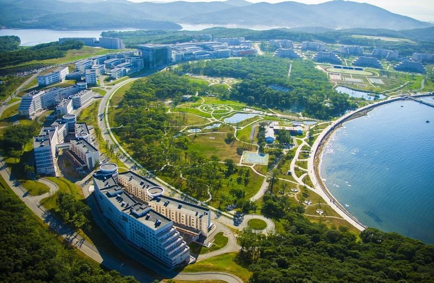 Vladivostok Fefu University