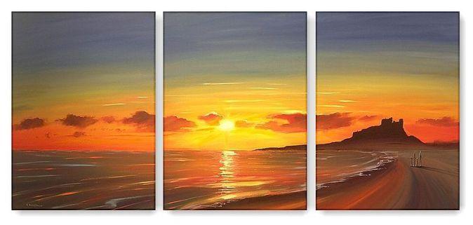 800px-Bamburg_Castle_Acrylic_Canvas_Art_Painting