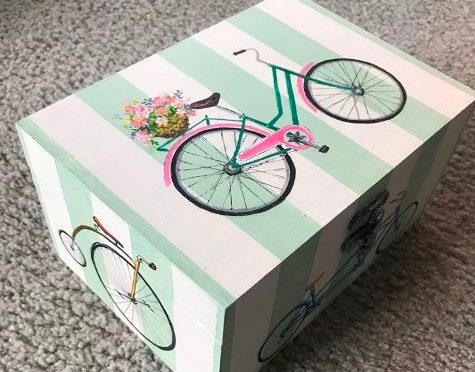 For the Love of Bikes Box